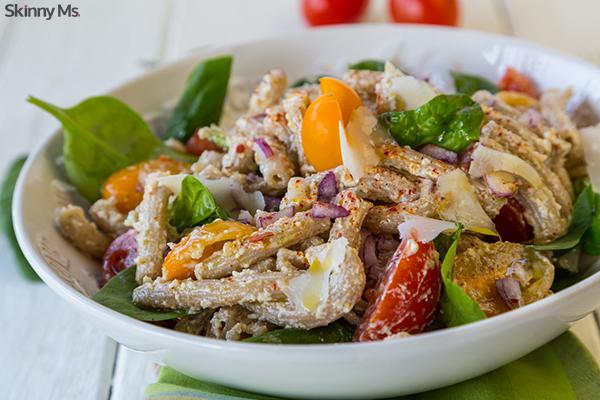 Skinny Pasta Salad