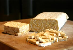 sliced-tempeh