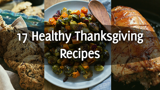 17 Healthy Thanksgiving Recipes